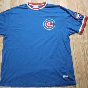 Chicago cubs Vintage red jacket 2XL shirt